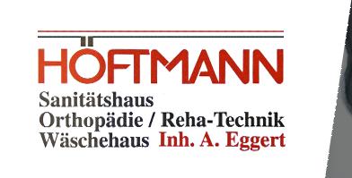 Medizinisches Bedarfshaus Höftmann Inhaber Andreas Eggert e. K. - Logo